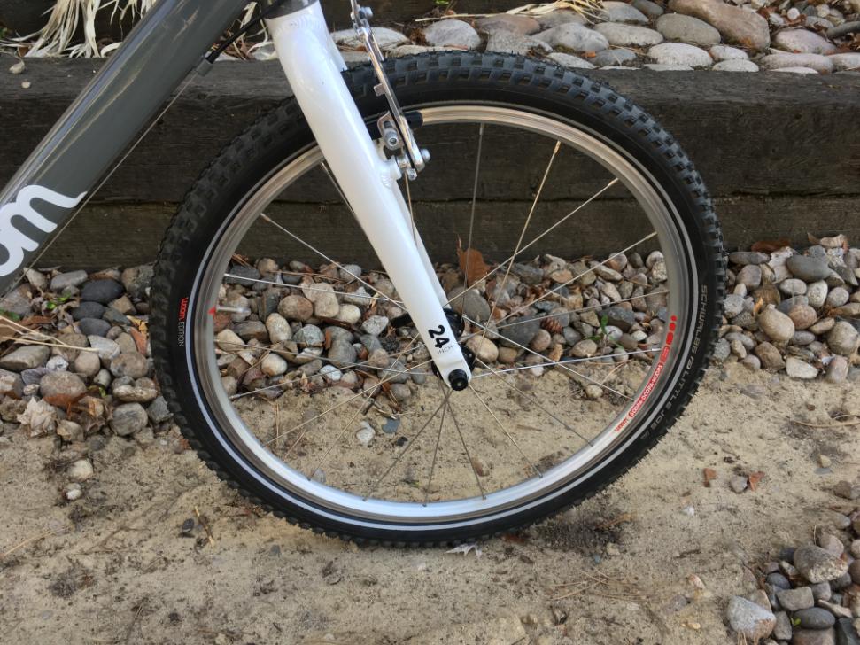 woom 5 wheels