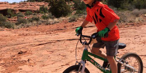 woom kids bike helmet