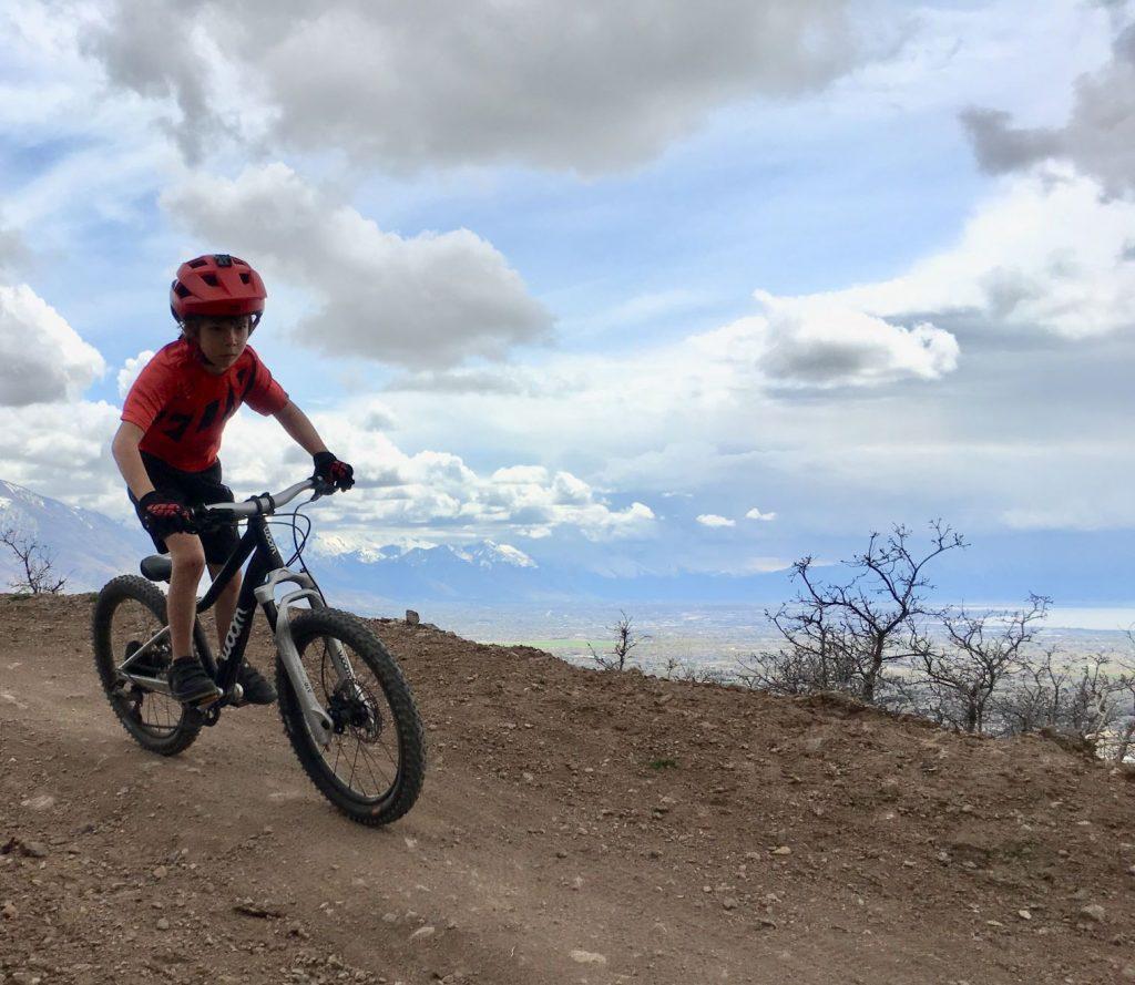 woom off air 4 20 inch mountain bike