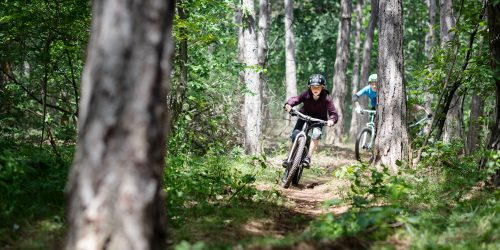 woom off kids mountain bikes