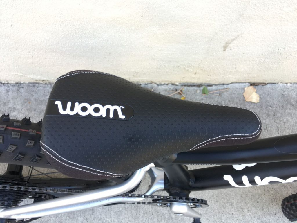 woom off saddle