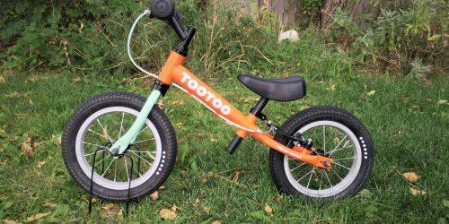 yedoo too too balance bike review