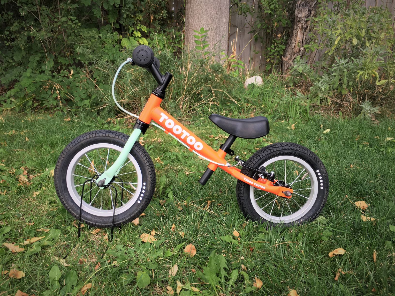 yedoo too too balance bike review