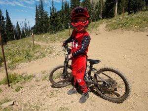 Fly Racing Helmet, Goggles, and Kit